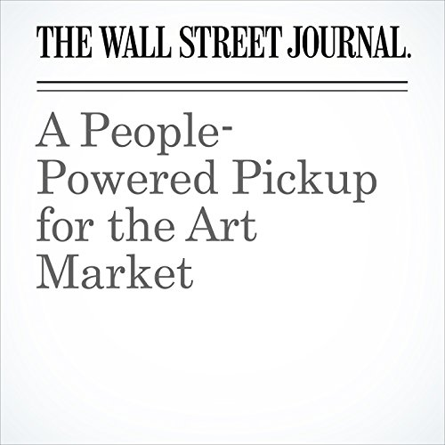 A People-Powered Pickup for the Art Market copertina