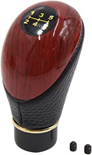 Red Bad to The Bone American Shifter 137734 Stripe Shift Knob with M16 x 1.5 Insert