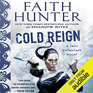 Cold Reign cover art