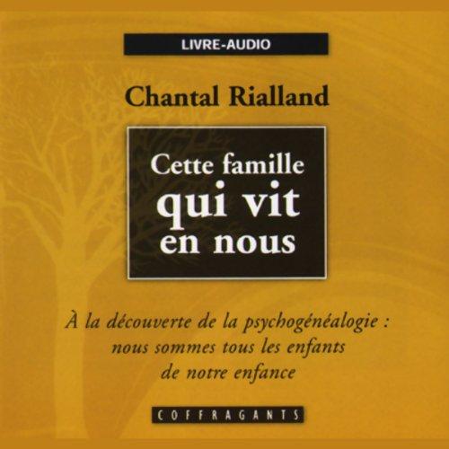 Cette famille qui vit en nous audiobook cover art