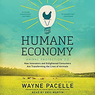 The Humane Economy audiobook cover art