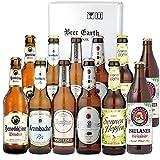 ドイツビール12本 飲み比べギフトセット 正規輸入品【ヴァルシュタイナー ビットブルガー パウラーナ ヴァイス ケーニッヒ ガッフェル】 専用ギフトボックスでお届け