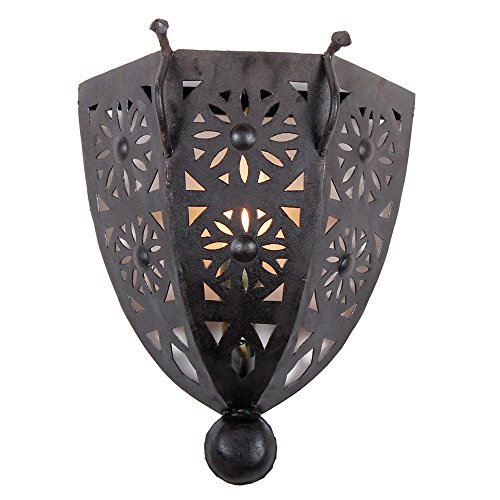 albena Marokko Galerie 11-114 Hilal Lampenschirm orientlampe Wandlampe Metal