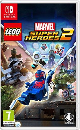 Lego Marvel Super Heroes 2 Nsw- Nintendo Switch