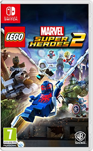 Lego Marvel Super Heroes 2 Nsw- Nintendo Switch
