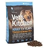 Vet's Kitchen - Complete Dry Dog Food - Healthy Chicken with Digestible Brown Rice - Advanced Nutrition for your Adult Dog - 3kg
