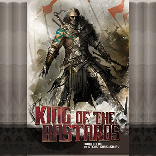King of the Bastards audiobook cover art