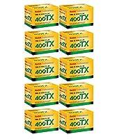 Kodak Tri-X 400TX Black & White Film ISO 400, 35mm, 24 Exposures - by Trix