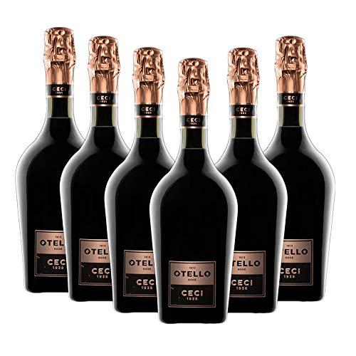 6 bottiglie OTELLO ROSE' 1813 (vendita solo in Italia)