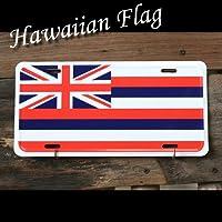 CMプレート「ハワイアンフラッグ」 #SRFH