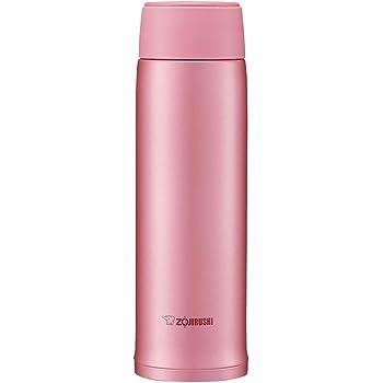 象印マホービン(ZOJIRUSHI) 水筒 ステンレス マグ ボトル 直飲み 軽量 保冷 保温 480ml ピンク SM-NA48-PA