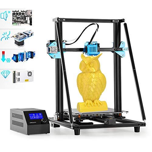 Creality CR-10 V2 3D Printer 7 Disruptive Upgrades...
