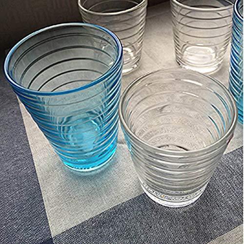 Aino Aalto(アイノ・アアルト)シリーズ、1932年に誕生し、今もなお世界中で愛される定番のグラスです。80年経った今も愛され続けているシリーズ。サイズが2種類あり、タンブラーサイズとハイボウルサイズが選べます。水の波紋のような美しいデザインはシンプルで場面も選ばないので、どんな時でも活躍しそうですね。さらに、収納時は重ねられるという優れもの♪