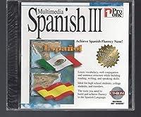 Multimedia Spanish III (Cd-rom) [並行輸入品]