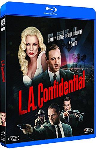 L.A. Confidential Blu-Ray [Blu-ray]