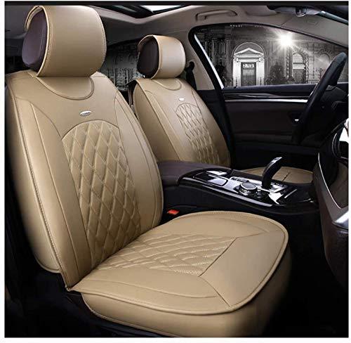 Asiento de coche, funda protectora Cubiertas de asientos for cuero de cuero, Cojines AUTO AUTOMÓVIL