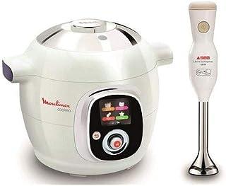 Amazon.es: Moulinex - Robots de cocina / Robots de cocina y minipicadoras: Hogar y cocina