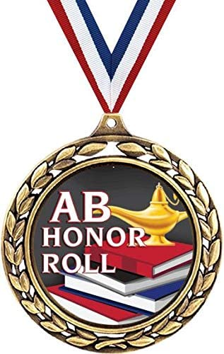AB Bombing new work Honor Roll Medals - 2 Medal 1 G Laurel Great interest Wreath 2