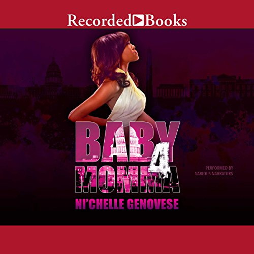 Baby Momma 4 audiobook cover art