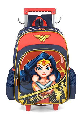 Mochilete Wonder Woman