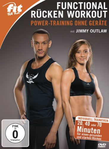 Fit For Fun - Functional Rücken Workout mit Jimmy Outlaw