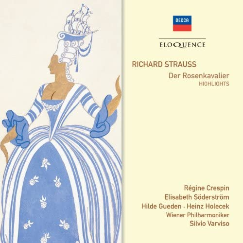 Elisabeth Söderström, Régine Crespin, Hilde Gueden, Heinz Holecek, Silvio Varviso & Wiener Philharmoniker