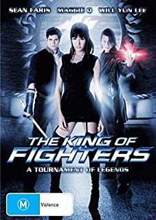 The King of Fighters [ NON-USA FORMAT, PAL, Reg.4 Import - Australia ]