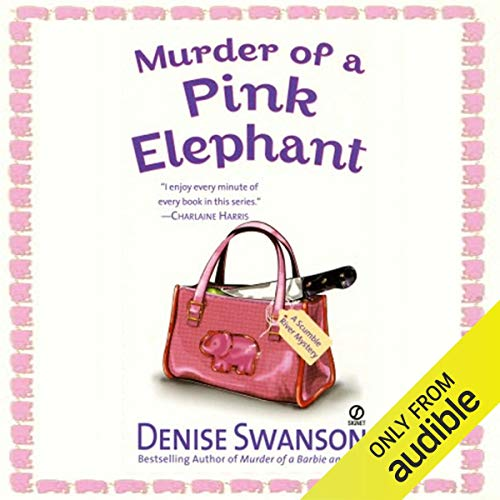 Murder of a Pink Elephant audiobook cover art
