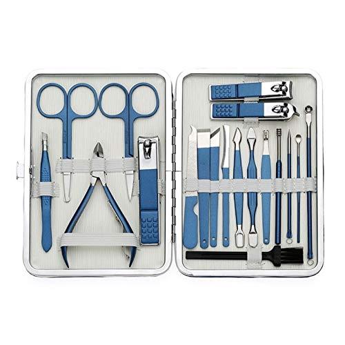 CortauñasCorta Uñas Kit de cuidado de las uñas Professional Kit de cuidado de la manicura del conjunto de la manicura del conjunto de clavos con herramientas de cuidado facial Cortauñas para manicura