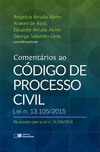 Comentários ao Código de Processo Civil