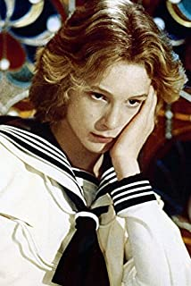 BjRn Andresen in Sailor Outfit Looking Pensive Death in Venice 18x24 Poster