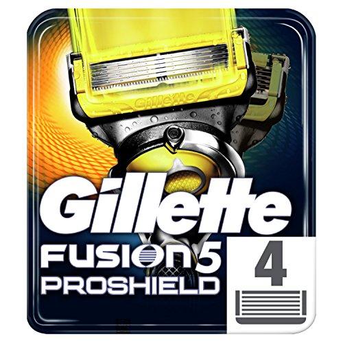 Gillette Fusion proShield Lot de 4lames