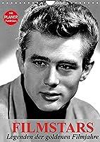 Filmstars - Legenden der goldenen Filmjahre (Wandkalender 2022 DIN A4 hoch): Die legendaeren Helden der goldenen Kinojahre (Planer, 14 Seiten )