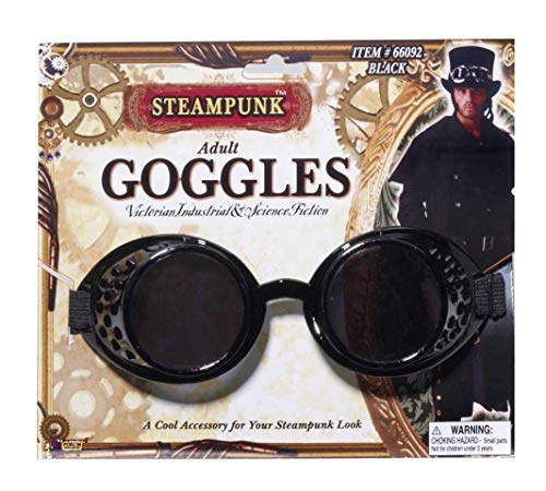 Steampunk Goggles Fancy Dress