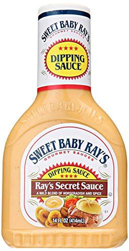 Sweet Baby Ray's Secret Sauce