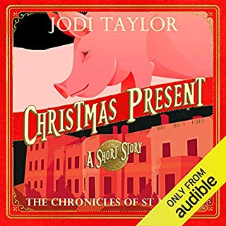 Christmas Present audiobook cover art