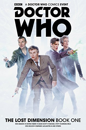 Doctor Who: The Lost Dimension Vol. 1 (English Edition)