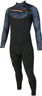 Facile Stretch L/éger Quiksilver Combinaison Homme Prologue 5//4//3mm Back Zip Noir Nite Bleu