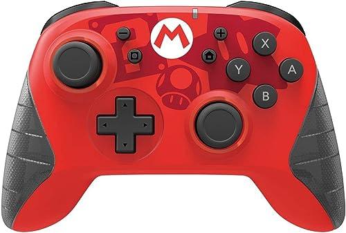 high quality Nintendo Switch USB-C online sale Wireless HORIPAD (Mario) By HORI - Officially Licensed outlet online sale By Nintendo online