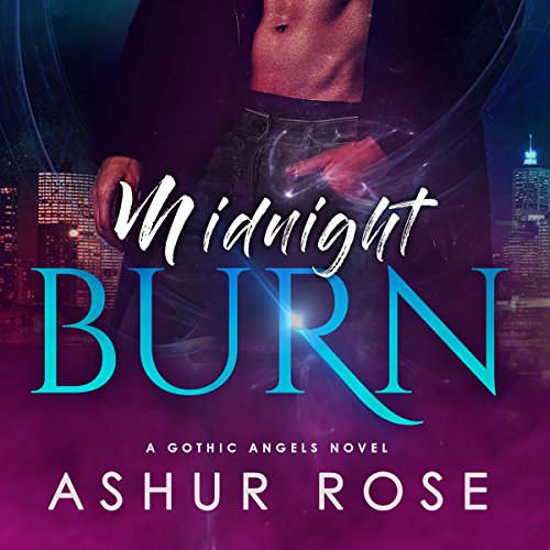 Midnight Burn audiobook cover art