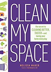 clean my space book for minimalists