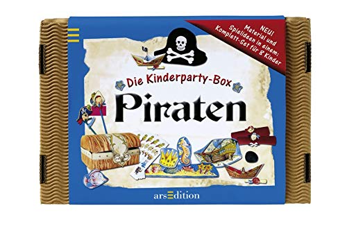 Kinderparty-Box Piraten