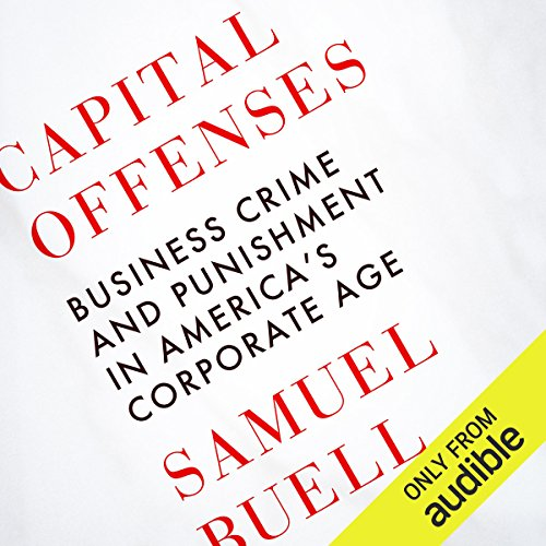 Capital Offenses audiobook cover art