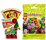 レゴ (LEGO) ミニフィギュア シリーズ19 ピザ男 【71025-10】