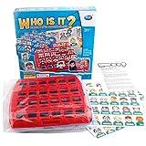 Itrimaka Uing Charaktere die das Spiel erraten Kartenspiel mit intelligenten Fragen für Kinder und Familien Super Fun Allgemeinwissen Für Kinder und Erwachsene ab 7 Jahren Mehrfarbig skilful