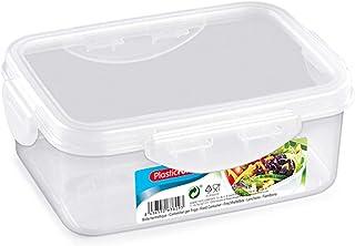 حافظة طعام شفافة من بلاستيك فورتيه