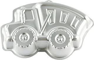 WJSYSHOP 13 Inch Truck Shaped Aluminum 3D Cake Mold Baking Mould Tin Cake Pan - Truck