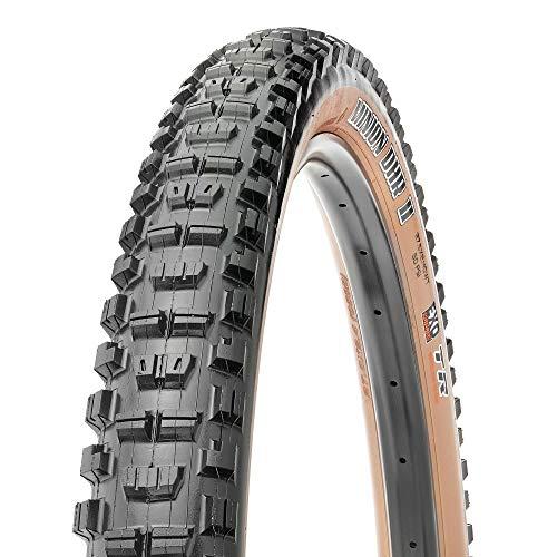 Maxxis Unisex– Erwachsene Skinwall Dual EXO Fahrradreifen, Schwarz, 29x2.40 61-622
