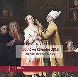 Apotheker-Kalender 2016 - Calendar for Pharmacists 2016