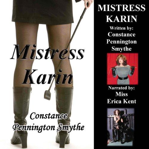 Mistress Karin audiobook cover art